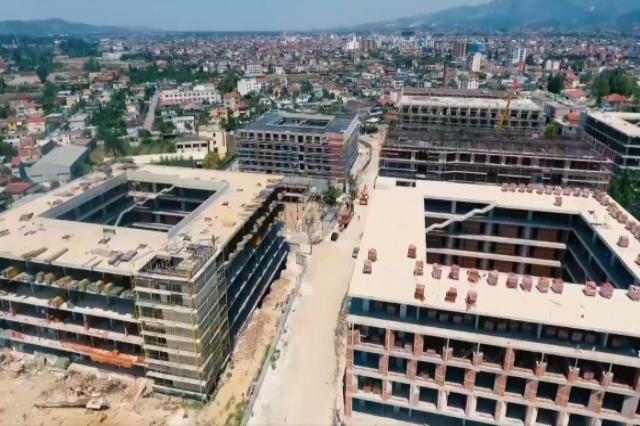 Kryeministri Rama publikon pamje nga Kampusi i Universitetit Bujqësor: Po merr jetë një projekt i denjë