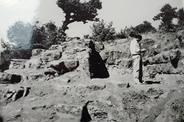 Një jetë me Arkeologjinë, Skrapari i zbuluar nga gërmimet e Luftim Yllit