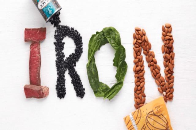 Ushqimet më të pasura me hekur