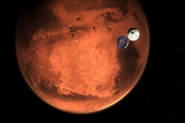 Studim i ri: Jashtëtokësorë që jetojnë në nëntokën e planetit Mars?