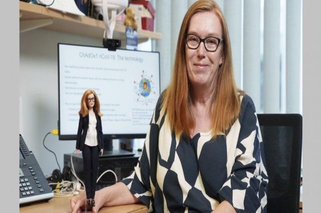 Barbie ka bërë një kukull bazuar në fytyrén e shkencëtares që krijoi vaksinën Astra Zeneca