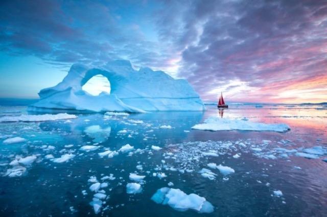 Bie shi në Greenland, alarmohen shkencëtarët mbi ndryshimet klimatike