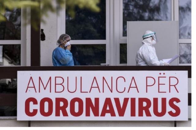 Kosovë, 8 humbje jete dhe 88 raste të reja me COVID-19