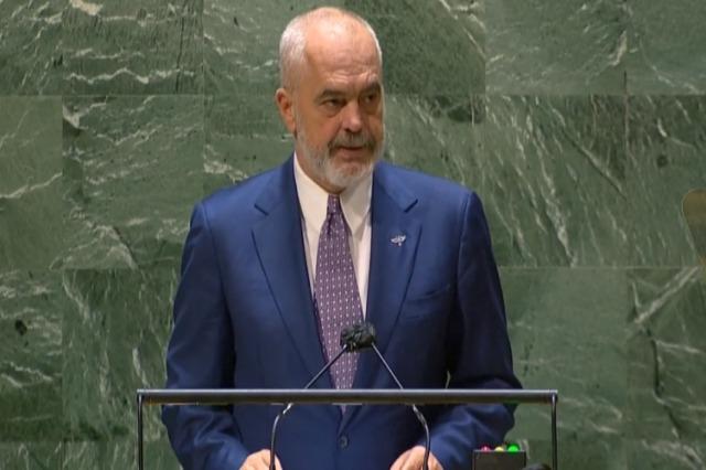 Integrimi, Rama në Asamblenë e OKB: Shqipëria është gati, BE të bëjë pjesën e saj!