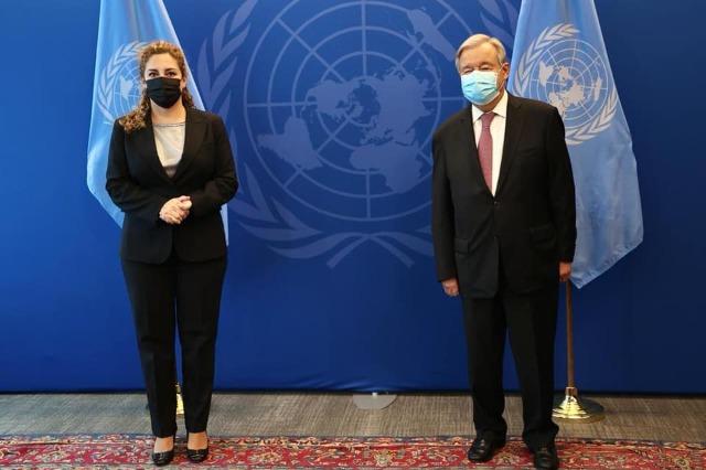 Xhaçka takon Sekretarin e Përgjithshëm të OKB: Besojmë fuqimisht në rolin e diplomacisë shumëpalëshe!