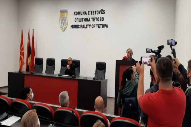 Tetova tri ditë zi kombëtare për ngjarjen tragjike në spitalin antiCovid-19