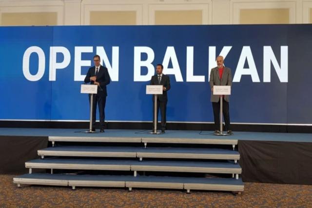 """""""Ballkani i hapur"""" flet biznesi"""