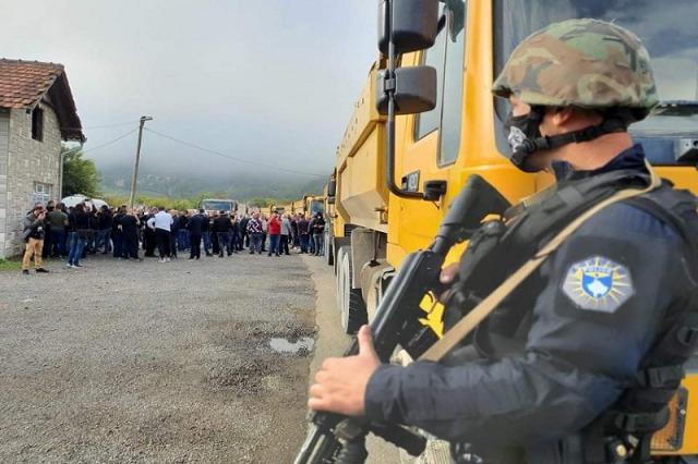 Reciprociteti për targat e makinave, vijon protesta e serbëve ndaj vendimit të qeverisë së Kosovës