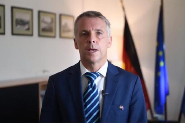 Situata në Veri, Ambasadori gjerman: Takohuni në Bruksel për të gjetur një rrugëdalje sa më shpejt
