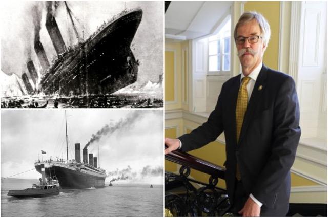 Miliarderi nderton titanic 2; Ja kur parashikohet te lundroje per here te pare kopja e anijes legjendare