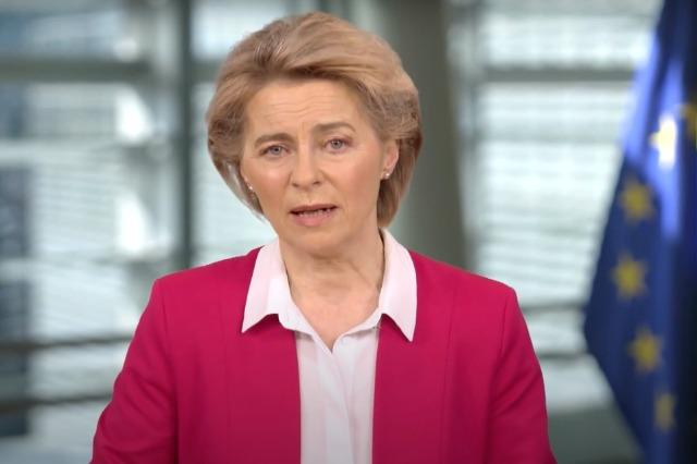 Ursula von der Leyen kërkon shtensionimin e situatës në Kosovë