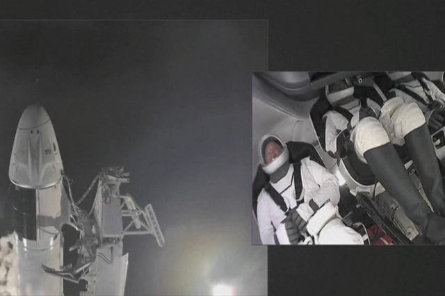 """Tre ditë në hapsirë, raketa hapsinore e SpaceX me """"4 turistët"""" mbërrijn e sigurt në Tokë"""