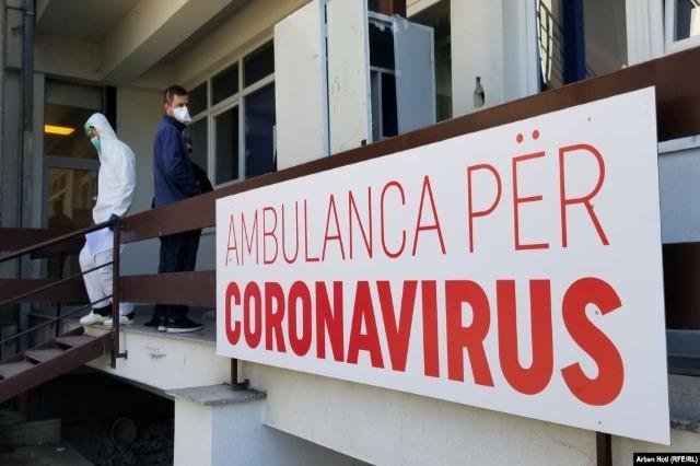 Kosovë, 17 mijë raste aktive me COVID-19