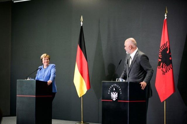 Kancelarja Merkel: BE duhet të mbante fjalën