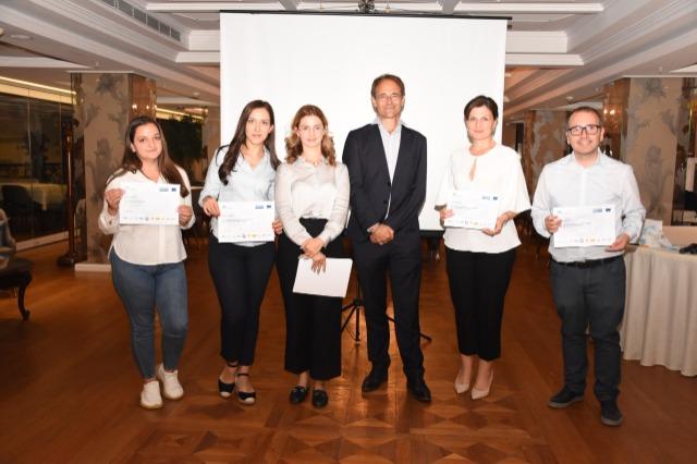 BE ndan çmimet për gazetarinë investigative në Tiranë