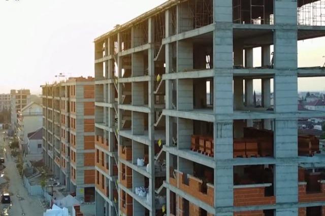 Rindërtimi në Shijak, po ndërtohen 31 pallate të reja me 660 apartamente