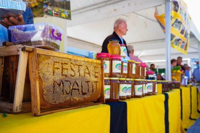 Festa e Mjaltit në Librazhd, Balla: Nxjerr në pah produktin, ndër më tipikët e zonës