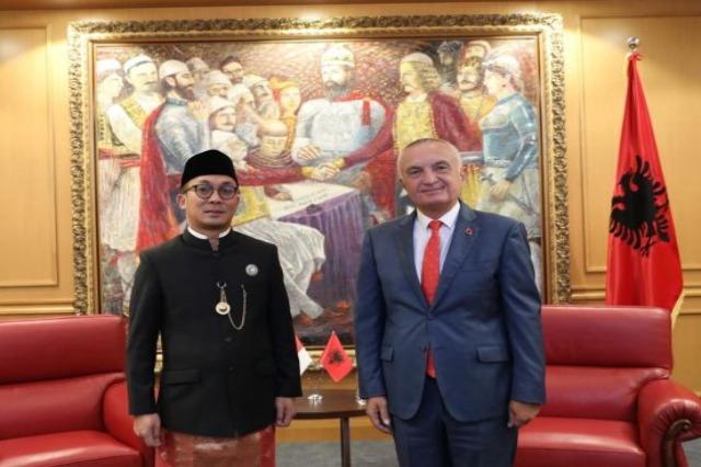 Meta pret ambasadorin e Indonezisë: Rritje e marrëdhënieve mes dy vendeve