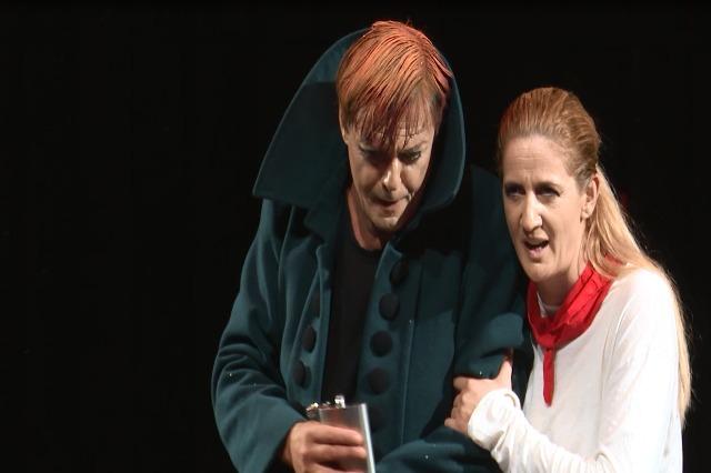 """Teatri Kombëtar në Koko Fest, """"Ferma e kafshëvë"""" konkuron në natën e katërt të festivalit"""
