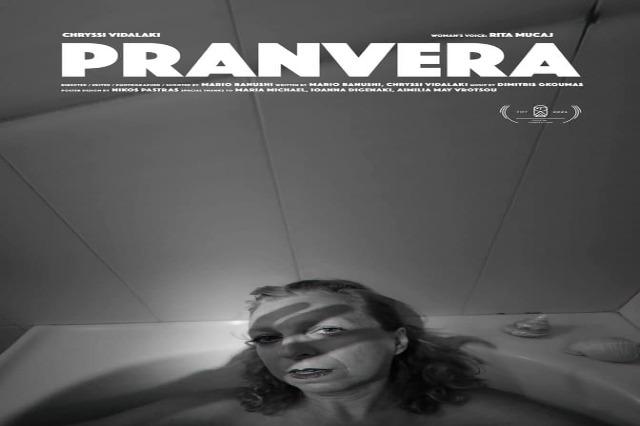 """Java magjike e kinemasë në kryeqytet, regjisori Mario Banushi prezanton filmin """"Pranvera"""""""