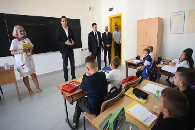 Inaugurohen dy shkolla të reja në kryeqytet