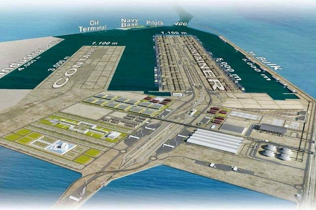 Rama publikon detaje nga projekti inxhinierik i portit të mallrave në Porto Romano.