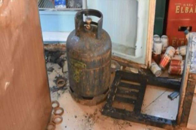 Shpërthen bombola e gazit në një lokal në Durrës, plagoset pronari