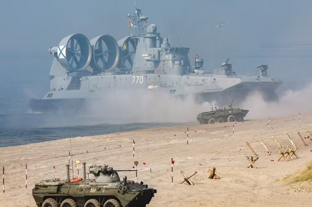 Rusia tregon forcën ushtarake në sytë e Putin