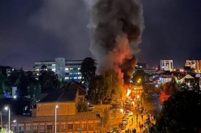 Tragjedi në spitalin e Tetovës, të paktën 10 viktima nga zjarri