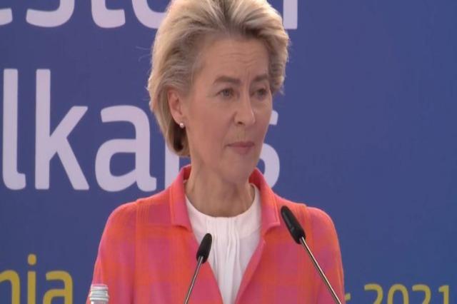 """Ursula Von der Leyen shprehet për """"Ballkanin e Hapur"""": Mirëpresim çdo nismë brenda Procesit të Berlinit!"""