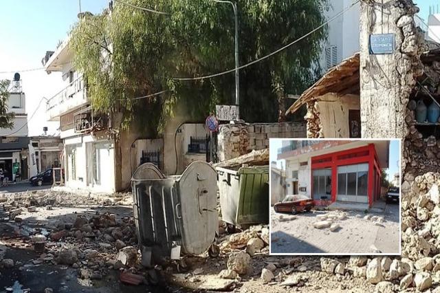Tërmeti me magnitudë 6.0 tronditi Kretën këtë mëngjes, raportohen të lënduar dhe dëme të shumta materiale