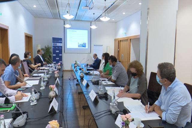 """""""Media në Fokus"""", RTSH dhe OSBE përmbyllin ciklin e trajnimeve: Të gatshëm të vijojmë bashkëpunimin!"""