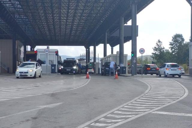 Reciprociteti, mbi 6 mijë targa të përkohshme hyjnë në Kosovë