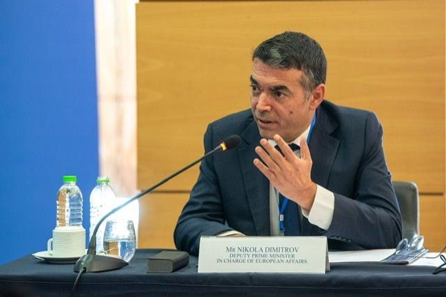 Dimitrov: Sfidat e Maqedonisë së Veriut drejt BE-së janë sfida për vetë unionin