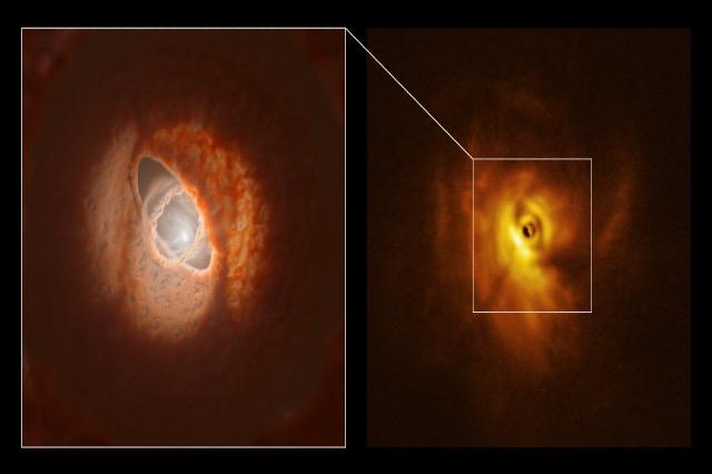 Zbulohet planeti që rrotullohet rreth tre yjeve njëkohësisht