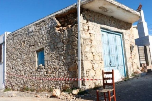 Tërmeti trondit sërish ishullin e Kretës