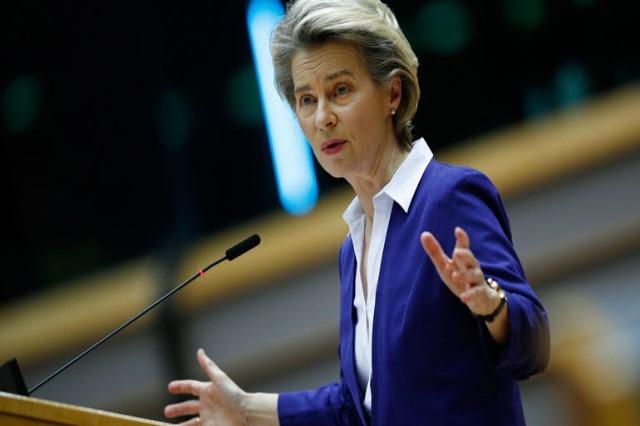 Presidentja e KE-së Ursula von der Leyen viziton sot Tiranën: Ndajmë një të ardhme të përbashkët evropiane