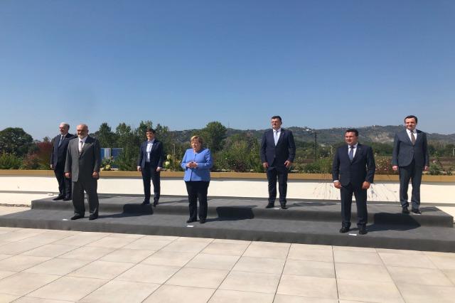 Merkel takohet me  liderët e Ballkanit Perëndimor në Tirana Business Park