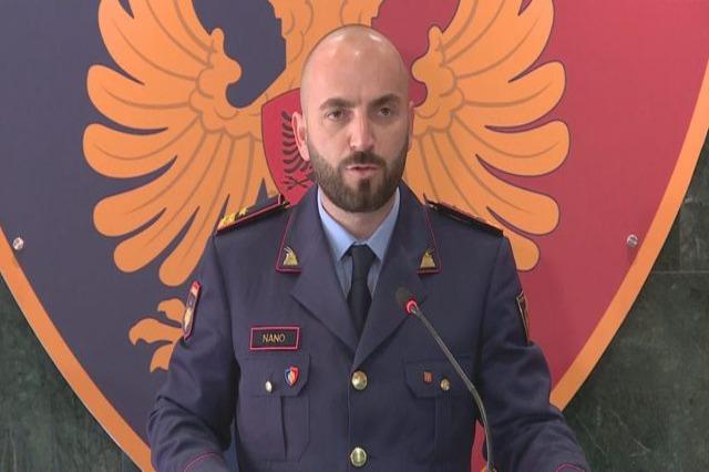 Drejtori i Policisë së Shtetit, Gledis Nano, firmos emërimin e disa drejtuesve të tjerë