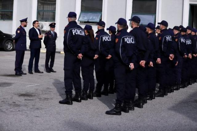 1200 aplikime deri më tani, Çuçi thirrje të rinjve që duan t'i bashkohen Policisë së Shtetit
