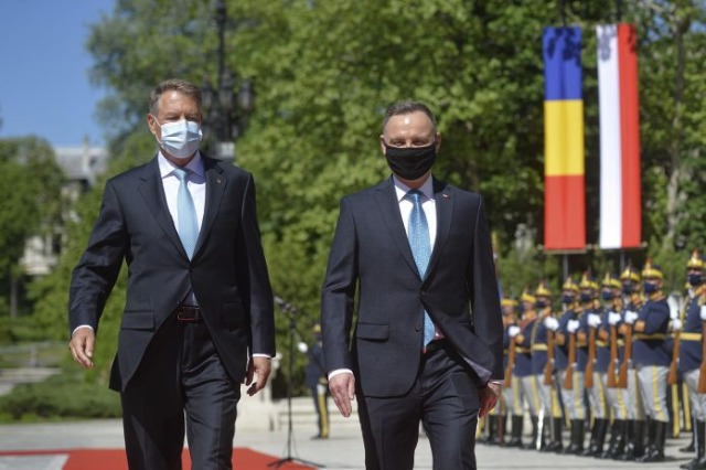 Qeveria polake mision mjekësor në Rumani