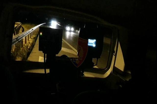Shpejtësi deri në 158 km/orë, 193 shkelje të evidentuara me makinën inteligjente