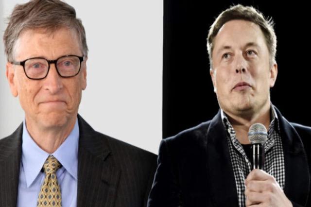 Pasuria e Musk sa i Bill Gates dhe Warren Buffet së bashku