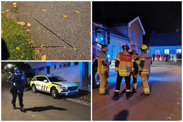 Sulm me shigjeta, disa të vrarë në Norvegji