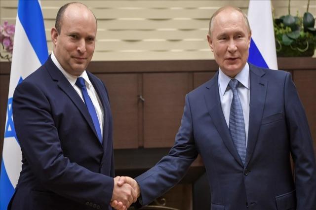 Putin dhe Bennett takohen për herë të parë