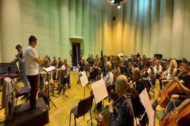 Koncert i orkestrës simfonike së RTSH-së