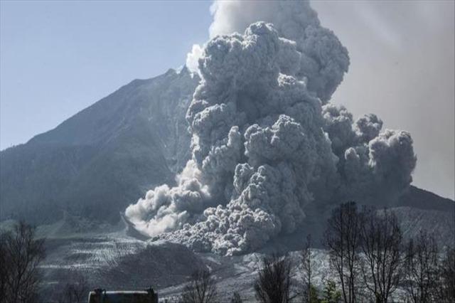 Japoni, shpërthen vullkani Aso