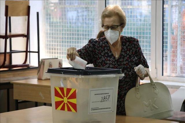 Maqedonisë e Veriut, fillon votimi në zgjedhjet lokale