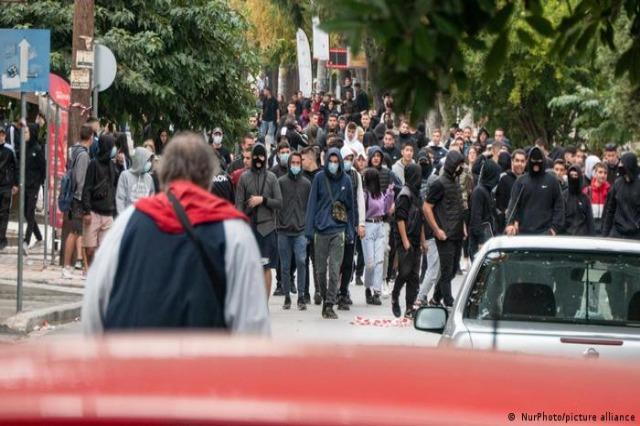 Greqi: Rikthimi i ekstremizmit të djathtë