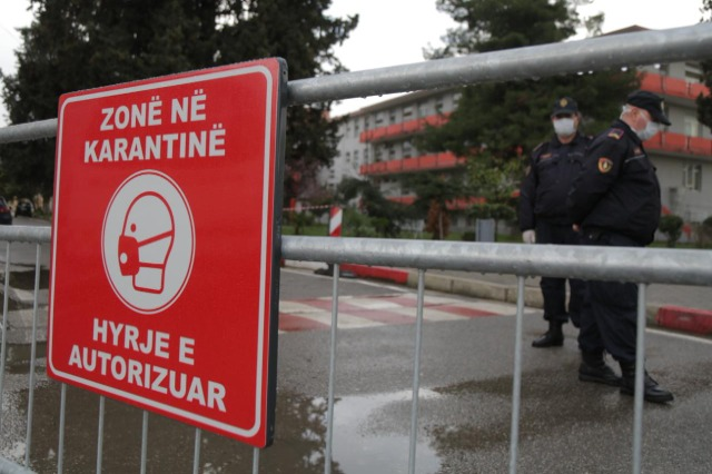Covid në Shqipëri/ 6 viktima, 501 të infektuar në 24 orët e fundit